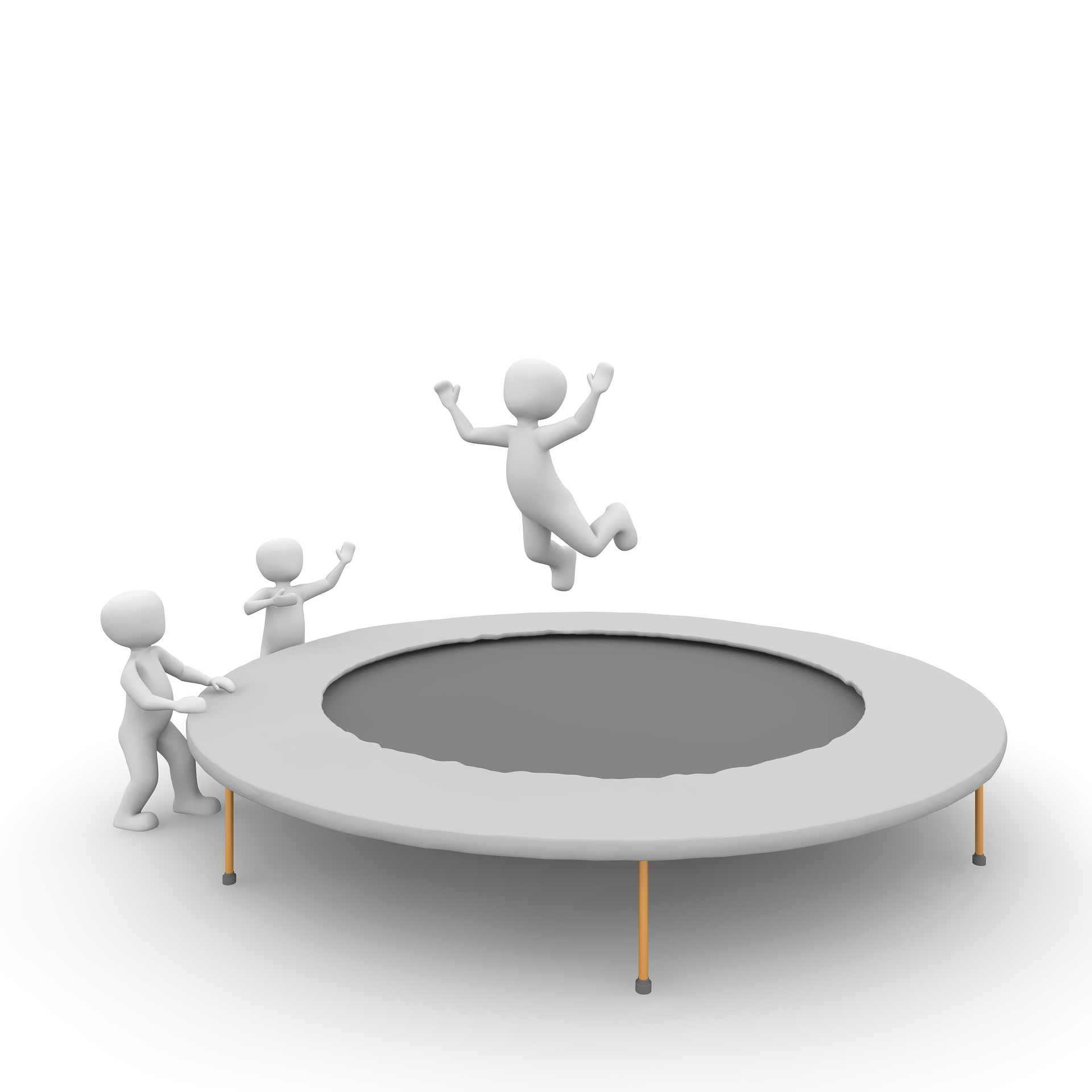 Can Trampoline Be Put on Concrete